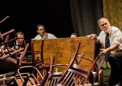 """Irondale Ensemble in """"1599"""""""