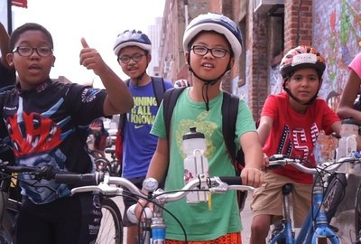 KIDS RIDE CLUB: A Ride Along