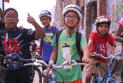 KIDS RIDE CLUB: A Ride Along