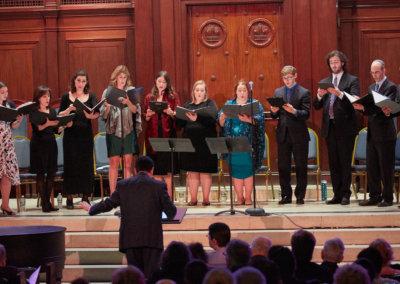 RECORDING THE CLOSE OF AN ERA: Union Temple Farewell Gala for Rabbi Linda Henry Goodman