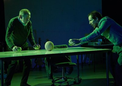 1609, 1616, 1632, 1633 … 2019? Life of Galileo presented by Irondale Ensemble Project